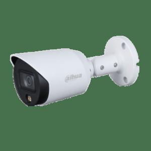 DH-HAC-HFW1509TP-LED-DAHUA 5MP-20M FULL-COLOR SRARLIGHT HDCVI BULLET CCTV CAMERA