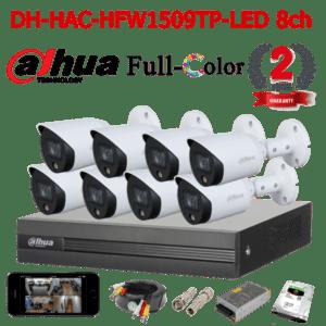 DH-HAC-HFW1509TP-LED 8ch