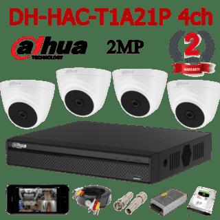 DH-HAC-T1A21P 4ch