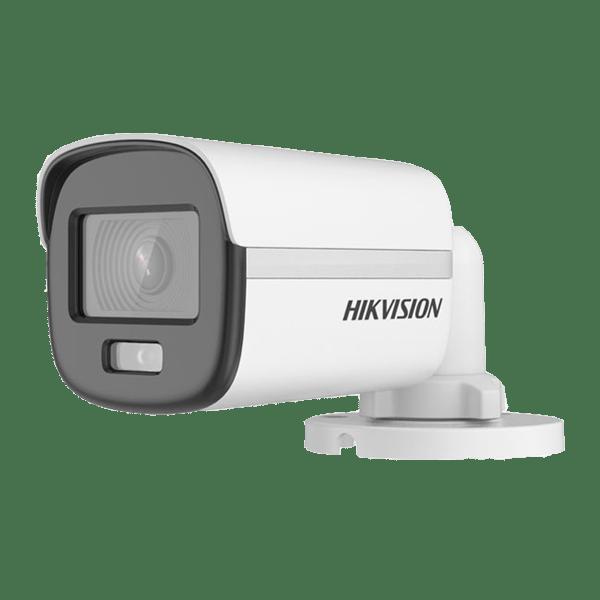 DS-2CE10DF3T-F-HIKVISION 2MP COLORVU FIXED MINI BULLET CCTV CAMERA