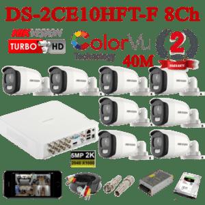 DS-2CE10HFT-F 8Ch