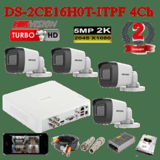 DS-2CE16H0T-ITPF 4Ch