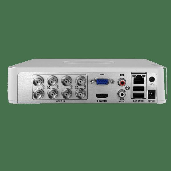 DS-7108HQHI-K1-8CH 1080p Mini 1U H.265 DVR