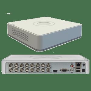 DS-7116HGHI-K1-16CH 1080P Lite Mini 1U H.265 DVR