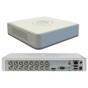 DS-7116HQHI-K1-16CH 1080p Mini 1U H.265 DVR