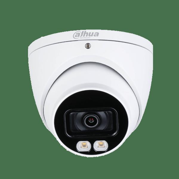 HAC-HDW1509TP-A-LED-DAHUA 5MP-40M FULL-COLOR STARLIGHT HDCVI EYEBALL CCTV CAMERA