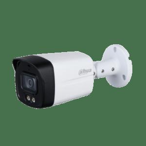 HAC-HFW1209TLM-A-LED-DAHUA 2MP-40M FULL-COLOR STARLIGHT HDCVI BULLET CCTV CAMERA