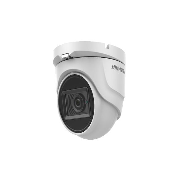DS-2CE76H8T-ITMF-Hikvision 5MP 30M Ultra Low Light Fixed Turret Camera