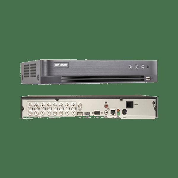 DS-7216HQHI-K2-Hikvision 16-ch 1080p 1U H.265 DVR